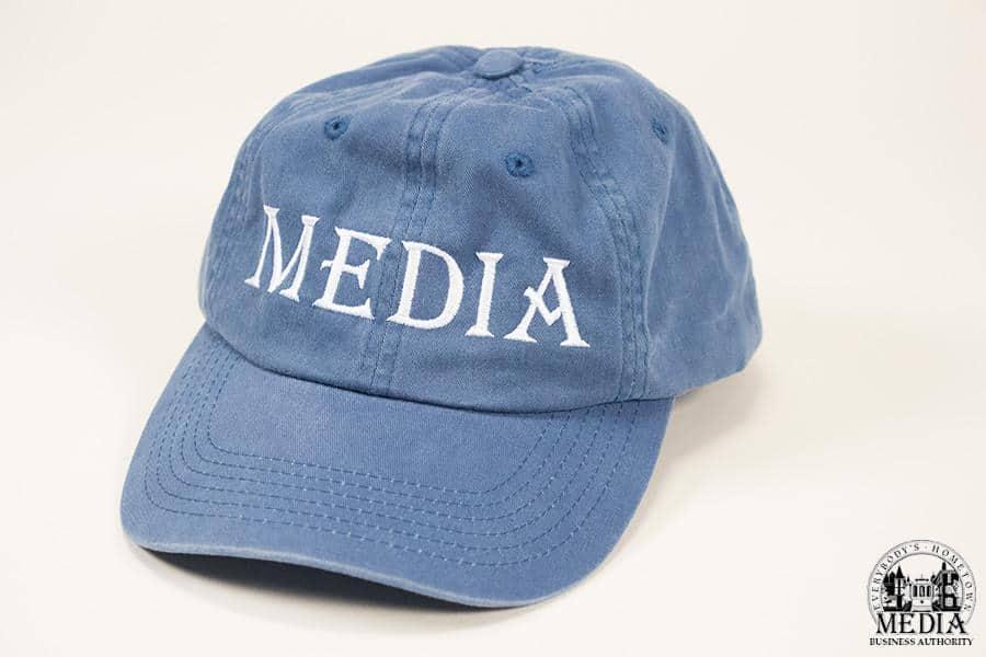 Baseball Hat - Visit Media PA 070d6ba2007