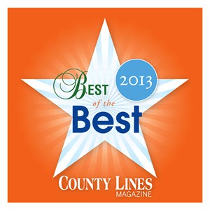County Lines Magazine Best of the Best 2013
